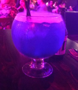Ready to dive into our Big Fish Bowl cocktail