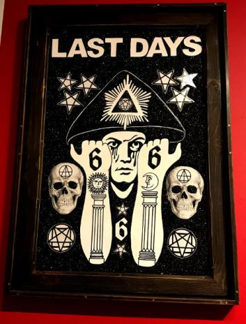 Aleister Crowley, one of Leafar Seyer's major influences