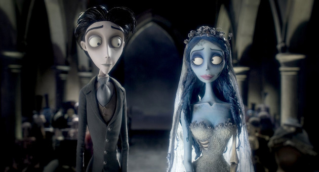 Victor and his corpse bride (Photo courtesy of moviestillsdb.com)