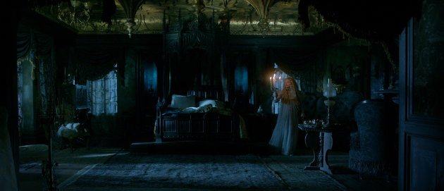 Mia Wasikowska in Crimson Peak (Photo courtesy of moviestillsdb.com)