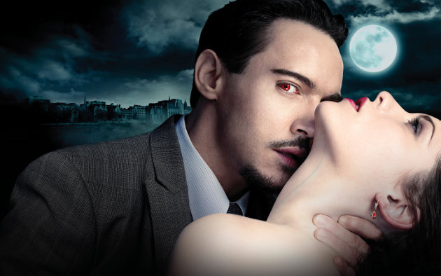 Jonathan Rhys Meyers in NBC's series Dracula (Photo courtesy of moviestillsdb.com)