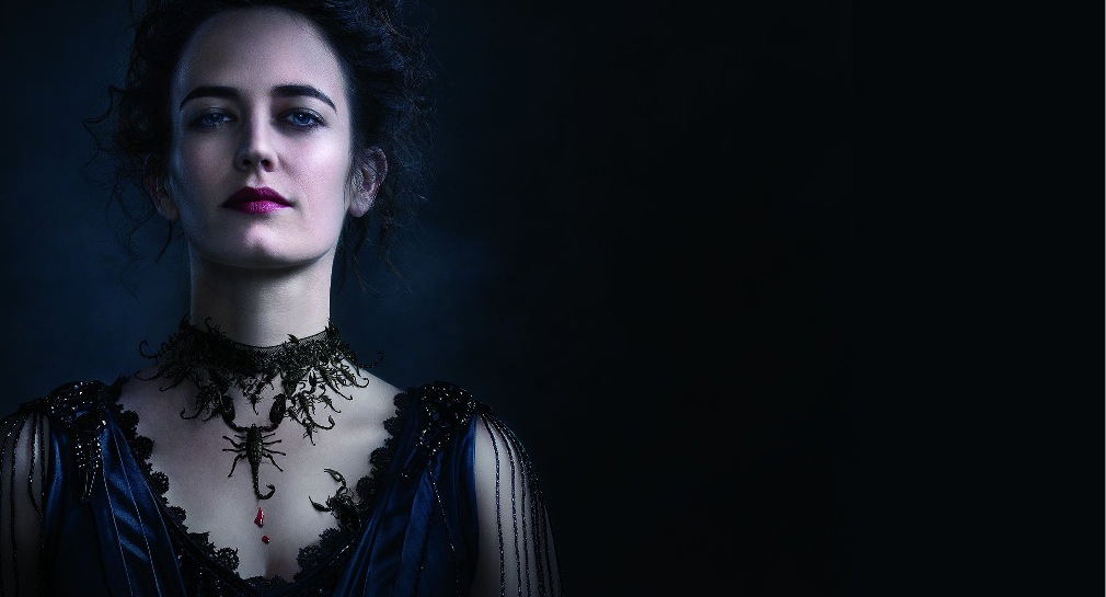 "Eva Green as Vanessa Ives in ""Penny Dreadful"" (© Showtime)"