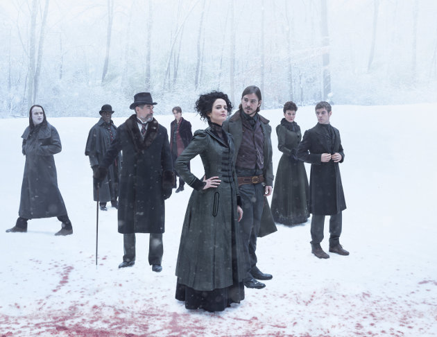 The cast of Penny Dreadful (Photo courtesy of moviestillsdb.com)