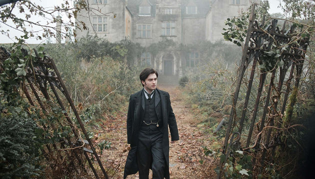 Daniel Radcliffe in The Woman in Black (Photo courtesy of moviestillsdb.com)