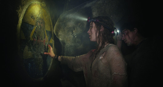 "A still from the film ""As Above, So Below"" (Photo courtesy of moviestillsdb.com)"