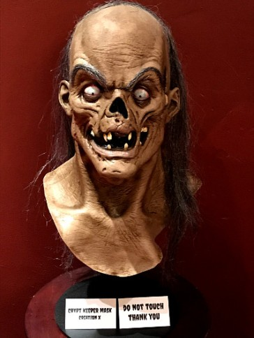 The Crypt Keeper mask