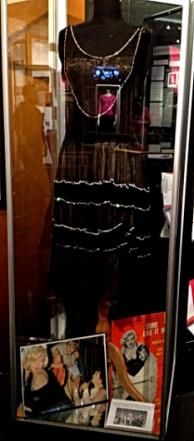 "The flapper dress worn by Marilyn Monroe in ""Some Like It Hot"""