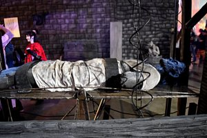 Castle Frankenstein Portal Experience at Midsummer Scream