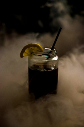 Create a Frankenstein-inspired cocktail (Photo by Theodore Bountoukos from Pexels)