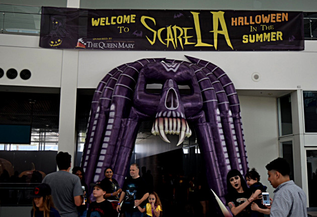 Welcome to Scare LA