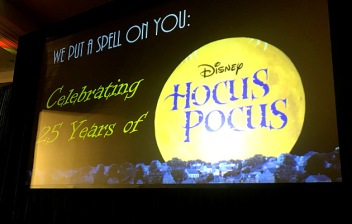 "Celebrating 25 Years of ""Hocus Pocus"" at Midsummer Scream"