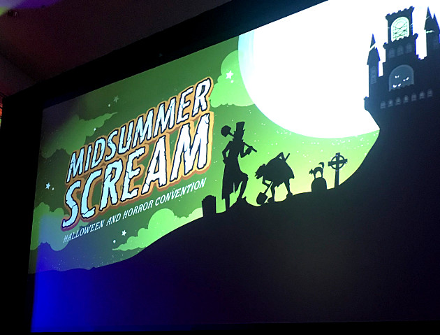 Midsummer Scream Halloween and Horror Convention