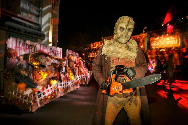 Universal Studios: Halloween Horror Nights (© 2018 Universal Studios)