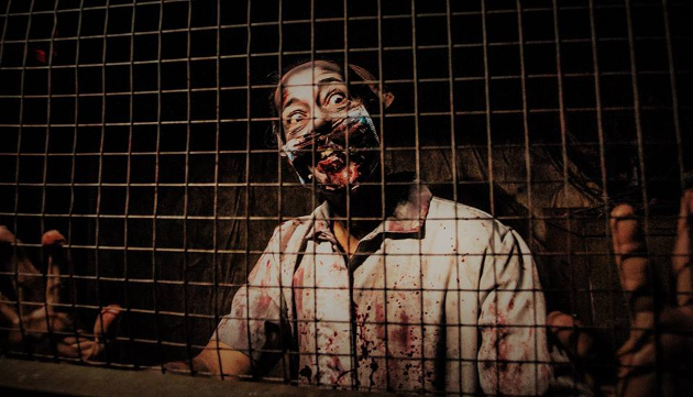 Can you survive Reign of Terror? (© Reign of Terror Haunted House)