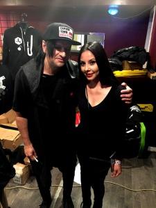 Photo with Amir Derakh