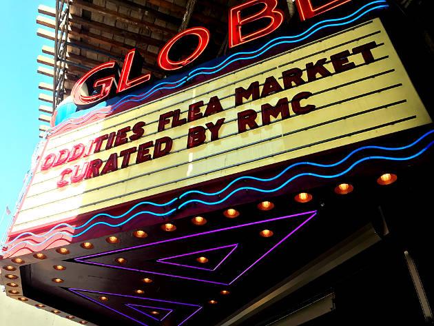 Globe Theatre Entrance