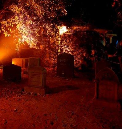 Graveyard at Warner Bros. Studios: Horror Made Here