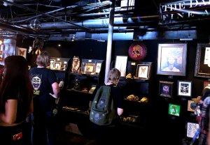 Dark Art Emporium, one of the vendors on the lower floor