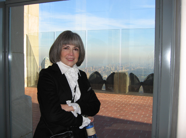 Anne Rice during her