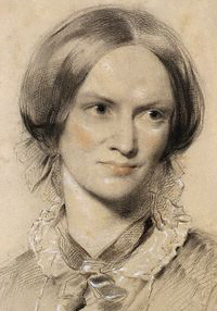 A portrait of Charlotte Brontë by George Richmond circa 1850