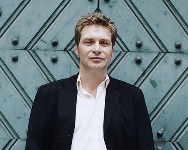 Author Oliver Pötzsch (© Oliver Pötzsch 2017)