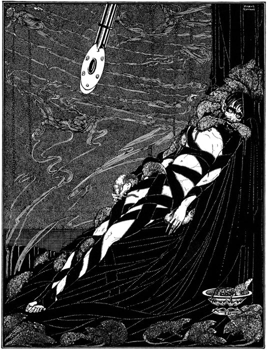 "Harry Clarke's ""The Pit and the Pendulum"""