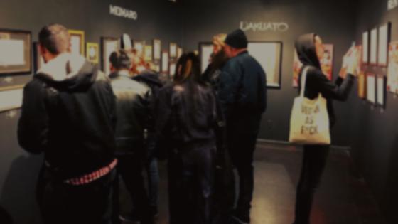 """""""Dakuato"""" at The Dark Art Emporium"""