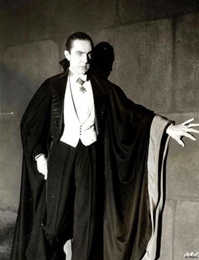 Bela Lugosi as Dracula (c. 1931)