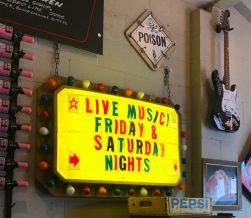 Sort This Out Cellars has live entertainment on weekends