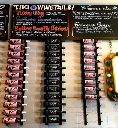 Tiki Winetails