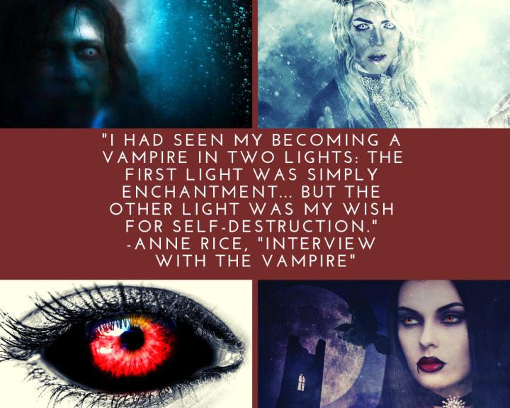 Vampire Collage