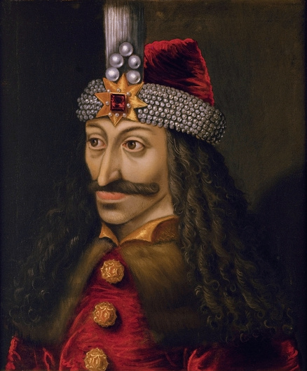 Portrait of Vlad III Dracula (c. 1560)