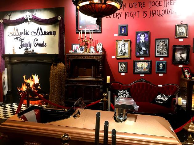 Mystic Museum's Family Goals