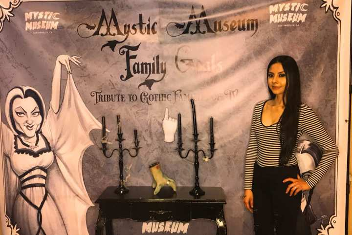 The Mystic Museum presents Family Goals: Tribute to Gothic Families of TV