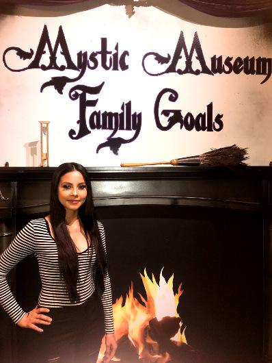 Mystic Museum's Family Goals Art Show