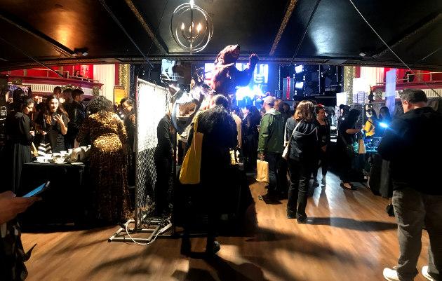 The Oddities Flea Market at the Globe Theatre