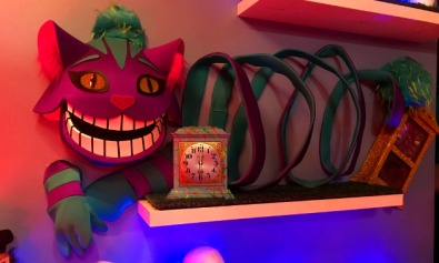 The Cheshire Cat of the Mad Hatter Gin & Tea Party