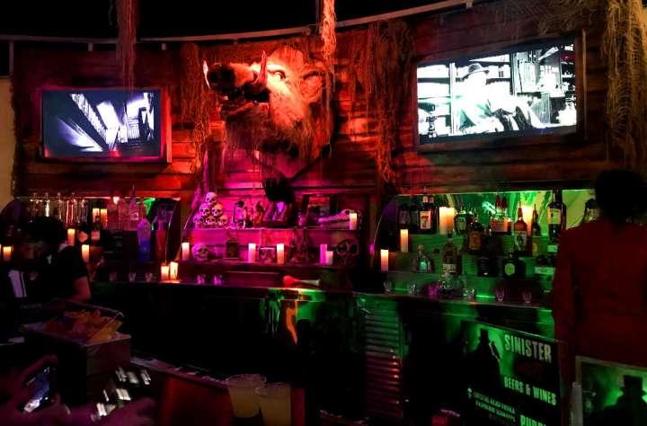 Sinister Pointe Spirit Lounge