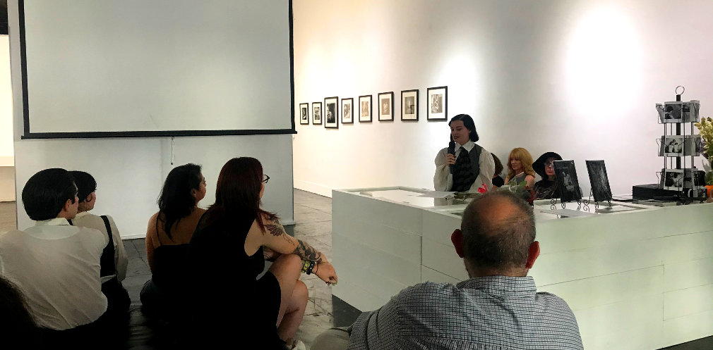 """Brittany Markert's """"In Rooms"""" Lecture"""