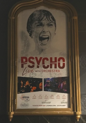 "LA Opera Off Grand's Presentation of ""Psycho"" Live with Orchestra at The Theatre at Ace Hotel"
