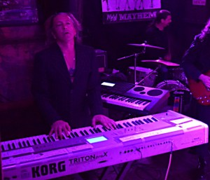 Renowned keyboardist Alan St. Jon