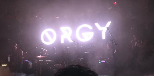 Orgy at Endless Night Los Angeles Vampire Ball
