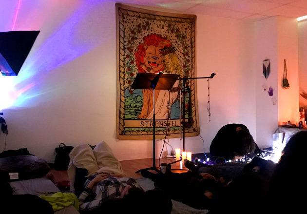 Inside Above + Below Studio