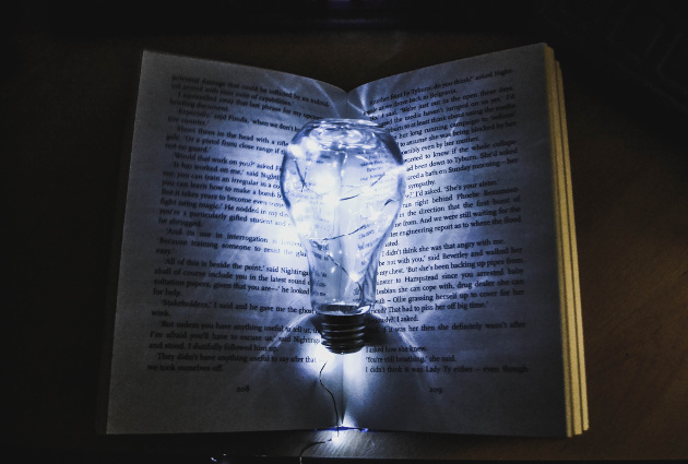 book-light
