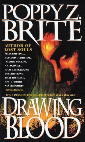 Drawing Blood by Poppy Z. Brite