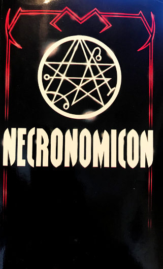 """The Simon Necronomicon"""
