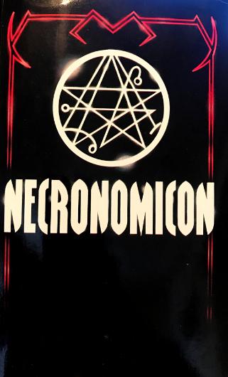 """The Simon Necronomicon"""