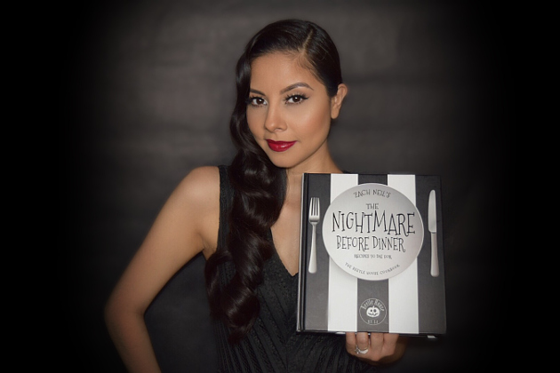 Zach Neil's The Nightmare Before Dinner Beetle House Cookbook