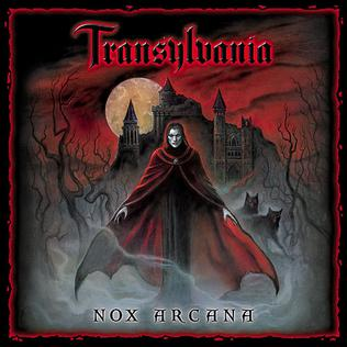 Nox Arcana's Transylvania album
