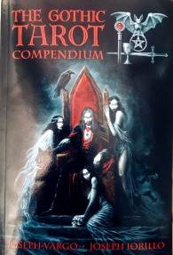 The Gothic Tarot guidebook illustrated by Joseph Vargo